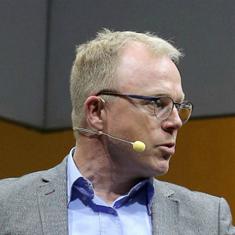 Ian van der Pool, MFM CFM