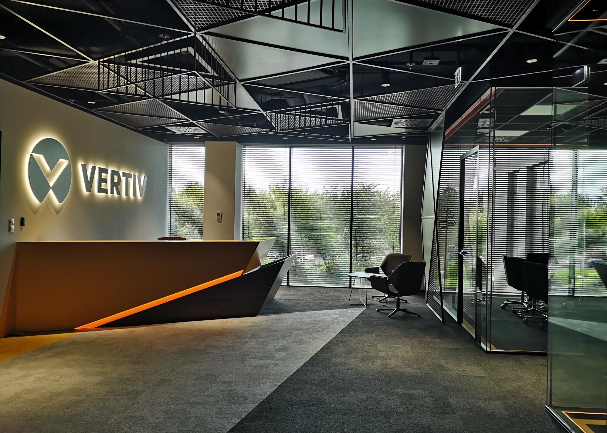 Vertiv Poland - nowe biuro w Warszawie